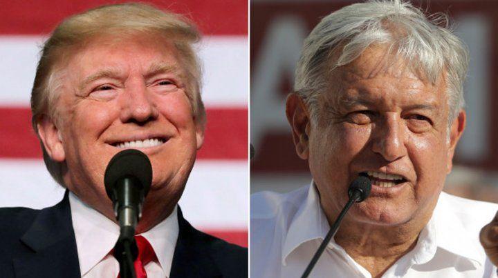 Vecinos. Los presidentes deberán recomponer una relación bilateral que se complicó con la llegada de Trump.