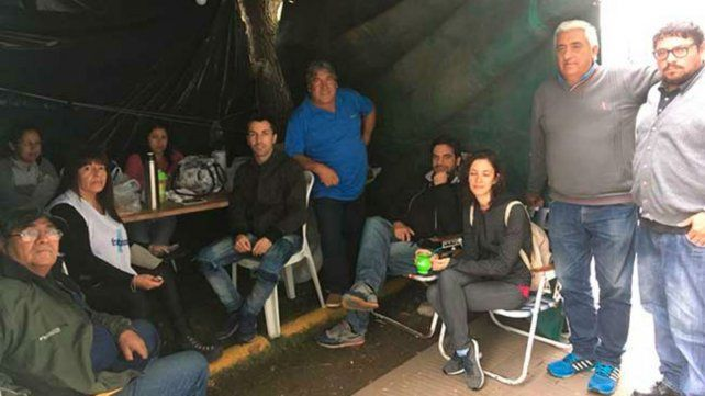 Sin acuerdo por despidos en Fray Luis Beltrán
