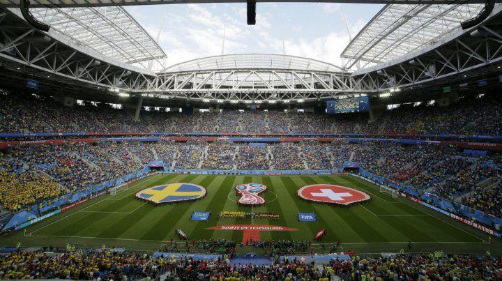 Suecia logró su pasaporte a cuartos de final