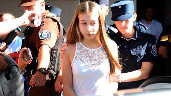 Prisión perpetua para Nahir Galarza, la joven que asesinó a su novio en Gualeguaychú