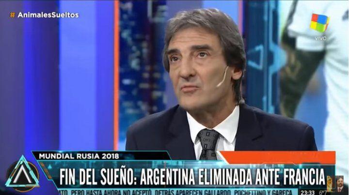 Pipa Higuaín criticó con dureza a Sampaoli