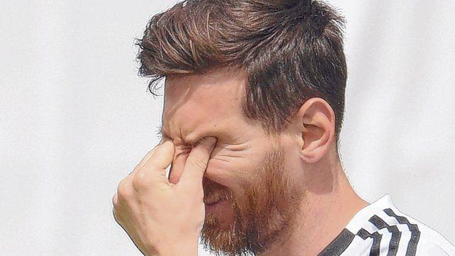 Qatar queda lejos. Messi ya descansa en Barcelona