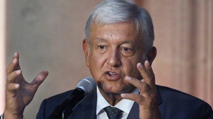 Ganador. El izquierdista López Obrador asumirá la presidencia de México el próximo 1º de diciembre.
