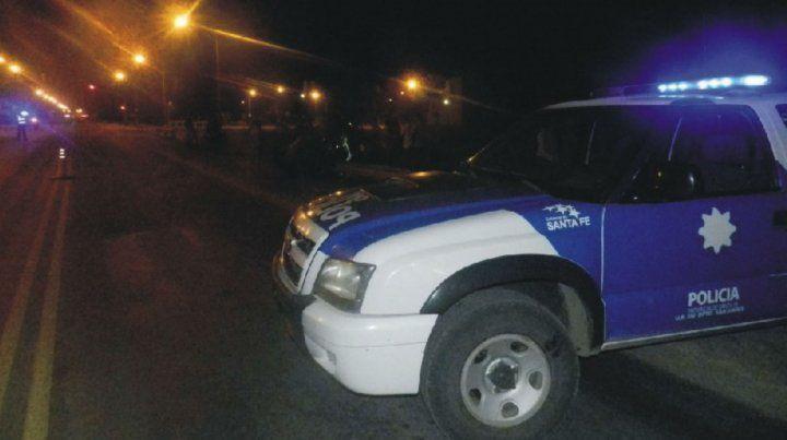 El joven fue detenido en un micro que iba a Chaco en la autopista Rosario - Santa Fe. (Foto de archivo)