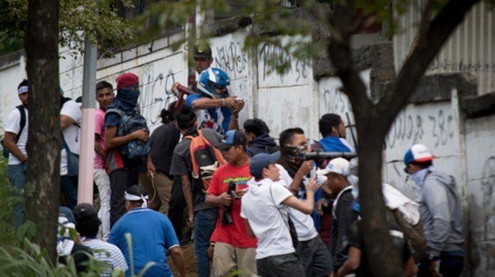 No cesa la represión de las protestas en Nicaragua