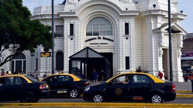 Imputarán a dos taxistas acusados de amedrentar a colegas