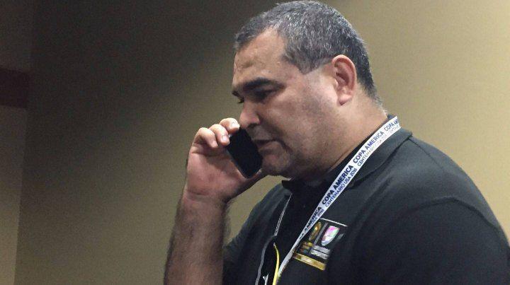 Chilavert apeló a su frase más conocida para criticar a Mauro Zárate