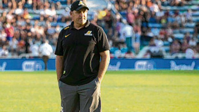El entrenador. Mario Ledesma.