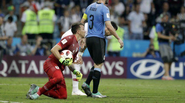 La historia de Fernando Muslera, el argentino que puede levantar la Copa en Rusia