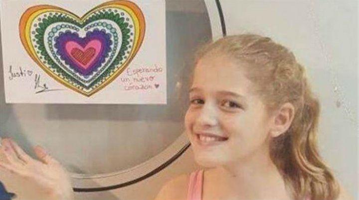 El caso Justina dio pie a esta movida que terminó con el proyecto para que todas las personas sean donantes de órganos.