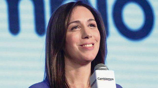 Vidal culpó al kirchnerismopor el caso de los aportestruchos a Cambiemos