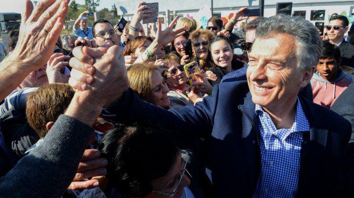 Se espera la presencia de Macri mañana en la reapertura de Mattievich