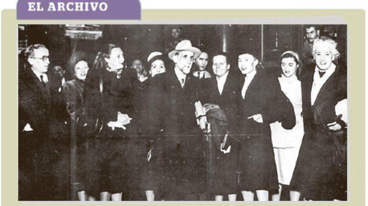 Cuando el autor de Platero y yo visitó Rosario