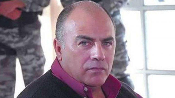 Mirada. Luis Valor tiene 64 años. Pasó 33 entre rejas. Dice que hoy ya no se puede robar bancos por la tecnología.
