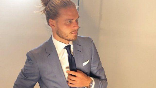 Quién es la mendocina que sedujo al galán de la selección de Islandia