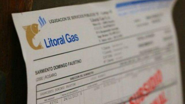 Aprobaron la reducción en la factura del gas