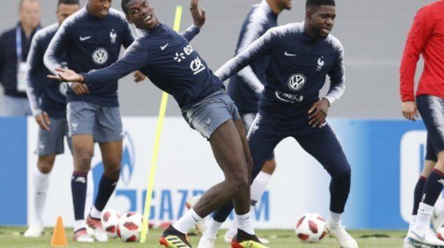 Pesadilla. Paul Pogba y sus compañeros de ascendencia africana son aborrecidos por la ultraderecha de la propia Francia.