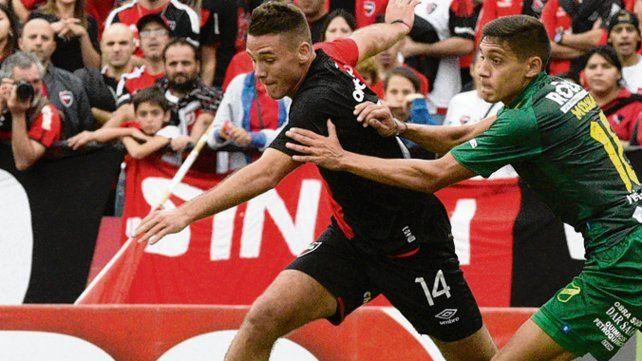 Chance. Alexis Rodríguez podría estar desde el arranque ante Central Córdoba.