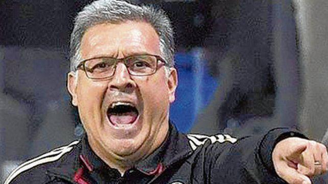 Martino volvería a la selección paraguaya