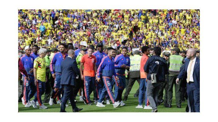 Colombia recibió al plantel con orgullo y una multitud en las calles