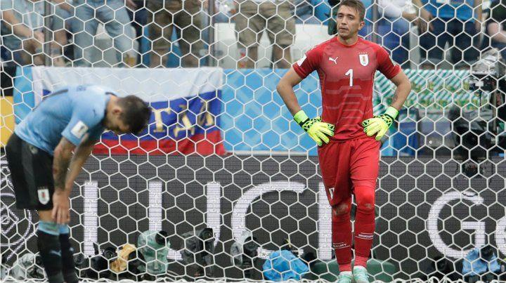 Francia amplía la diferencia y le gana a Uruguay por 2 a 0
