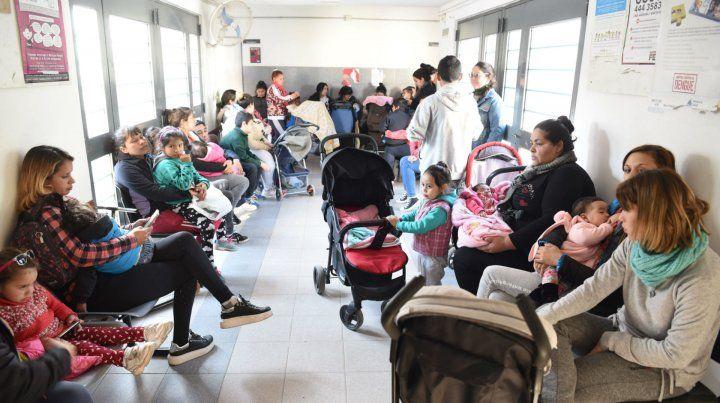 El centro de salud Mauricio Casals