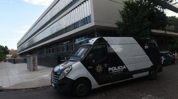 La audiencia imputativa se realizó en el Centro de Justicia Penal.