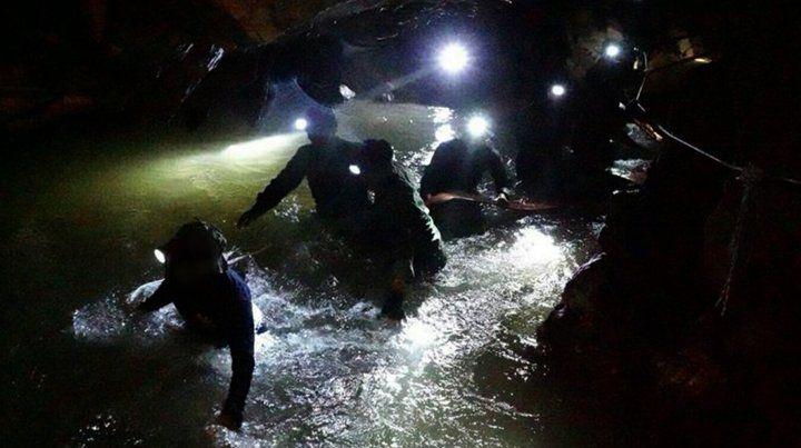 Las dramáticas cartas de los niños de la cueva de Tailandia