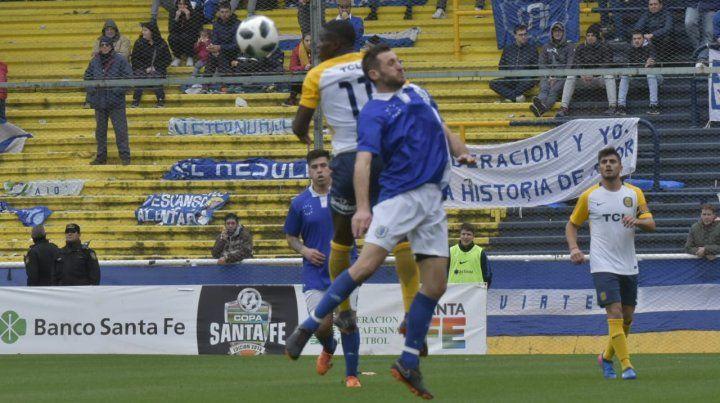 Central se metió en cuartos de final de la Copa Santa Fe