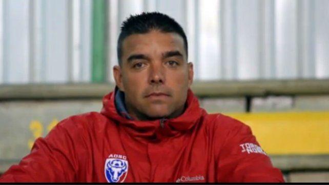 El video motivacional del exCentral Martín Cardetti para sus jugadores