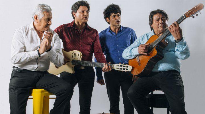 Todo el año es Carabajal. La agrupación santiagueña actuará hoy en Rosario junto a invitados especiales.