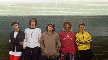 La banda mendocina viene a la ciudad para presentar su nuevo disco.