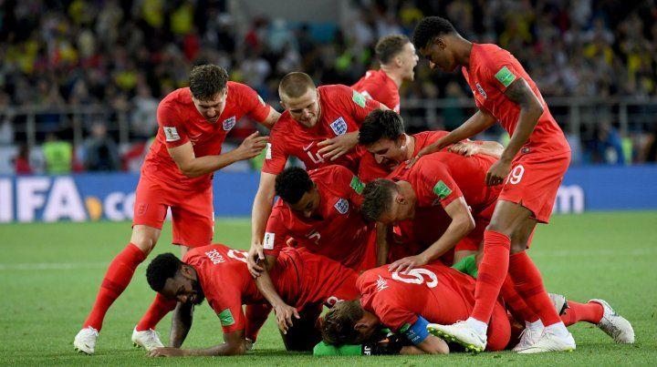Volvieron a la pelea. Los ingleses dejaron atrás el pésimo Mundial de Brasil