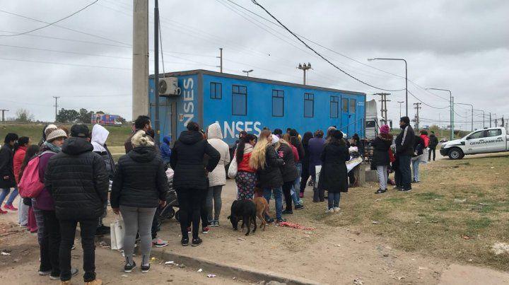 Cercanía. La Casa Rosada apuesta a los trámites en el territorio
