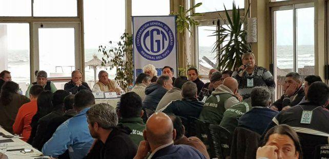 Las regionales de la CGT