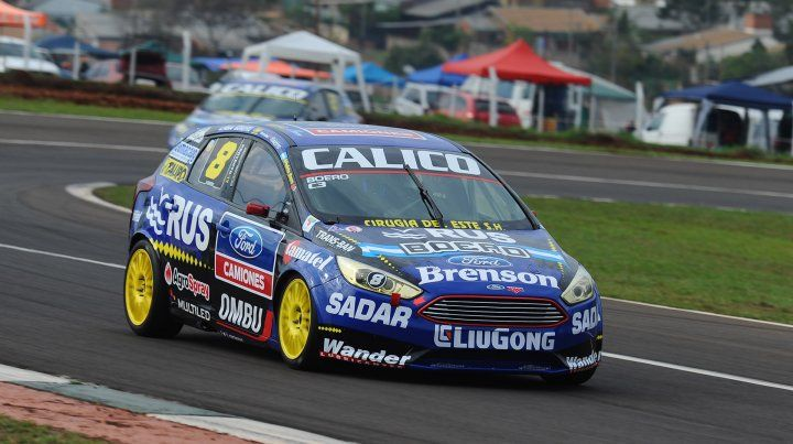 Pedro Boero clasificó cuarto.