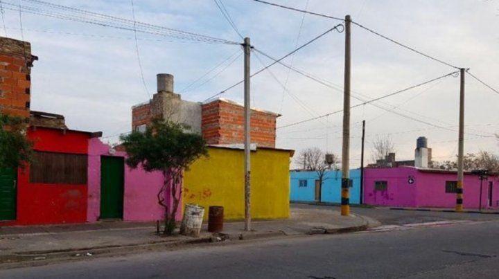 Barrio La Lata. El gordo Beto ya era investigado como reducidor de bienes robados de la zona.