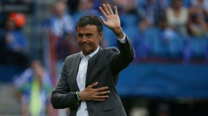 Luis Enrique fue elegido como nuevo DT de la selección de España