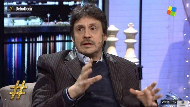 Felipe Pigna: Macri tiene una pelea con la historia muy fuerte