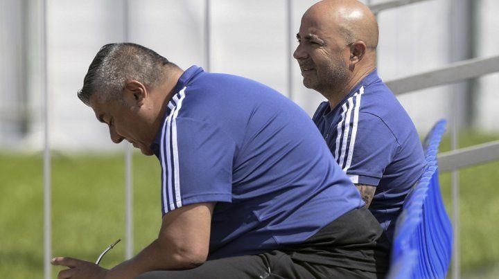 Sampaoli seguirá al frente de la selección argentina