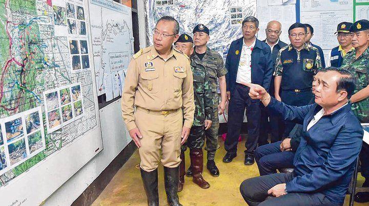 Cuestión de estado. El primer ministro tailandés