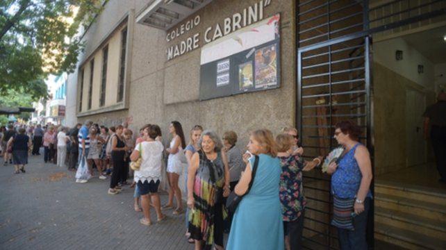 Un recuerdo cercano. El cine Madre Cabrini fue la última sala de barrio en cerrar sus puertas.