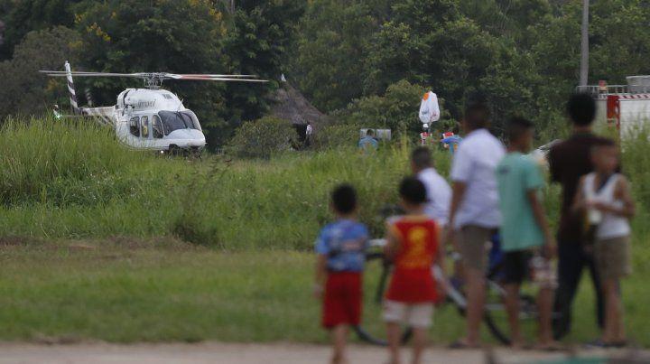 Cómo sigue el proceso de control y contención de los chicos de Tailandia