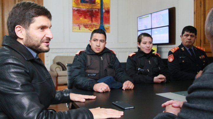 Pullaro dijo que el chico acusado por el crimen del estudiante debe ser juzgado como mayor