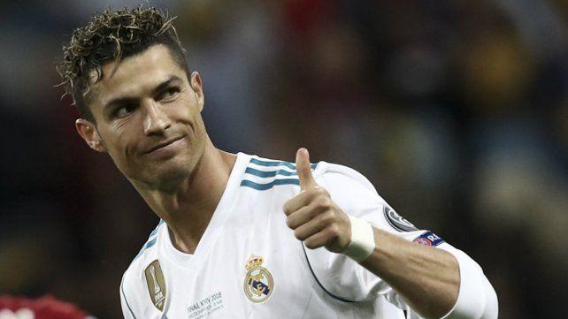 Con una carta, Cristiano Ronaldo oficializó su pase a Juventus