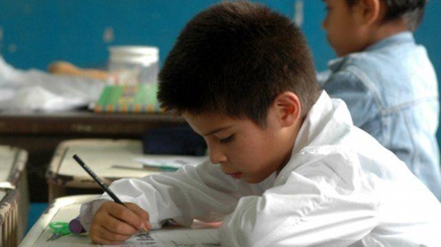 Proyecto. Los alumnos de 5° grado escribieron sus reclamos.