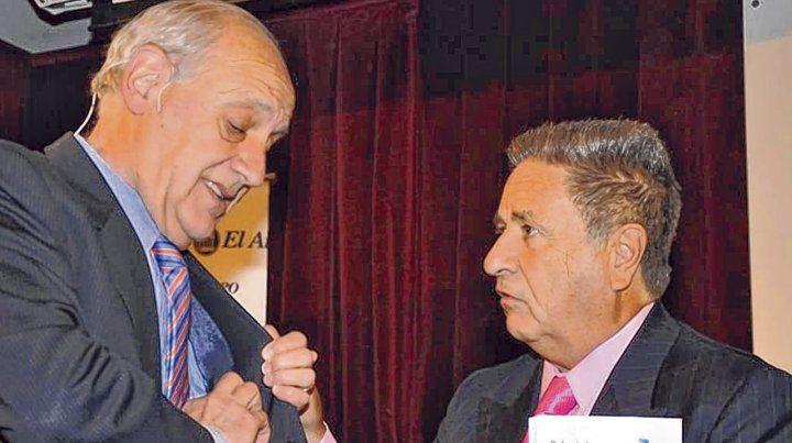 Nuevo aval. Roberto Lavagna sigue cosechando el respaldo público del ex primer mandatario.