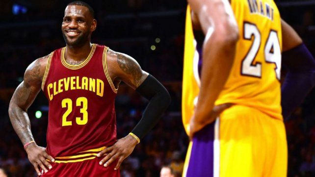 Los Angeles Lakers oficializó el fichaje de LeBron James
