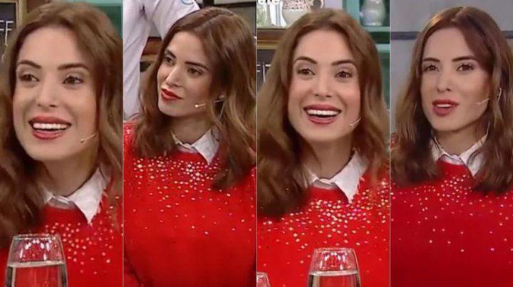 Jésica Cirio respondió a las bromas por sus retoques en el rostro