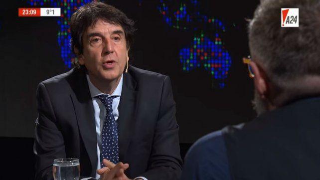 Melconian: El plan A del gobierno fracasó y el FMI es el plan B
